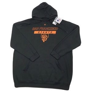 San Francisco Giants Majestic Pullover Hoodie 2XL